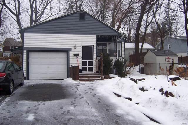 210 Mountainview Avenue, Syracuse, NY 13224 (MLS #S1248291) :: Robert PiazzaPalotto Sold Team