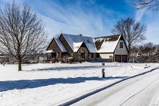 3747 Burlingame Road, Cazenovia, NY 13035 (MLS #S1248416) :: BridgeView Real Estate Services