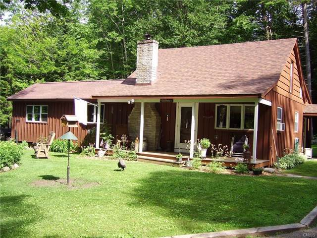 212 N. Shore Road, Caroga, NY 12032 (MLS #S1248565) :: Lore Real Estate Services