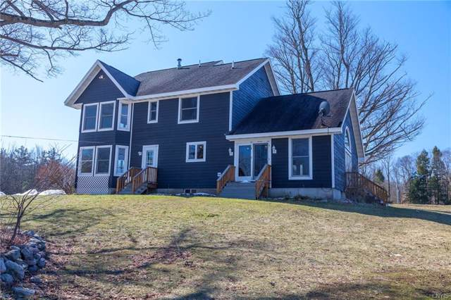 2333 Eckel Road, Vienna, NY 13308 (MLS #S1248636) :: Robert PiazzaPalotto Sold Team
