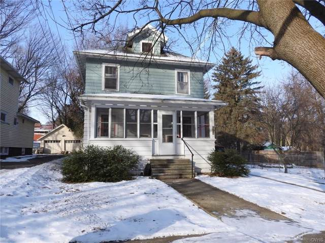 226 Fletcher Avenue, Syracuse, NY 13207 (MLS #S1248762) :: The CJ Lore Team | RE/MAX Hometown Choice