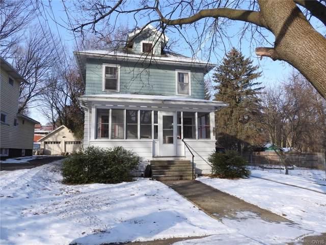 226 Fletcher Avenue, Syracuse, NY 13207 (MLS #S1248762) :: BridgeView Real Estate Services