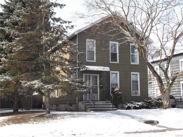 11 Jefferson Street, Auburn, NY 13021 (MLS #S1248795) :: Robert PiazzaPalotto Sold Team