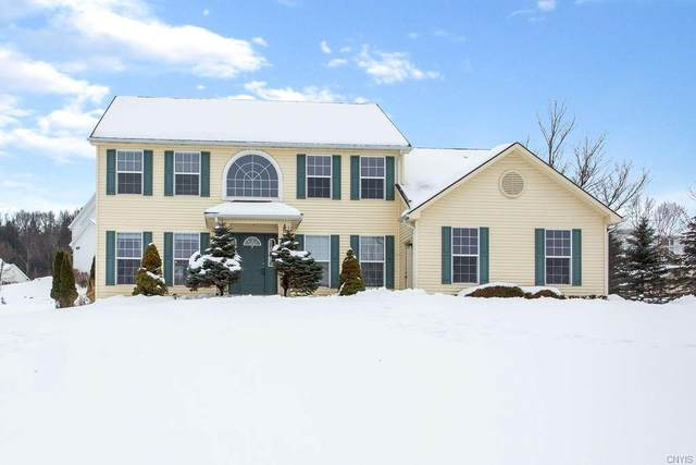 8352 Preserve Parkway, Pompey, NY 13104 (MLS #S1249072) :: 716 Realty Group