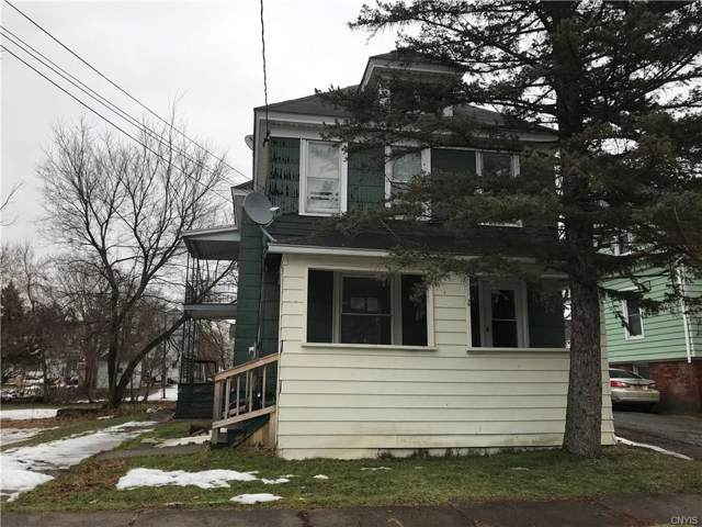 321 William Street, Herkimer, NY 13350 (MLS #S1249127) :: 716 Realty Group