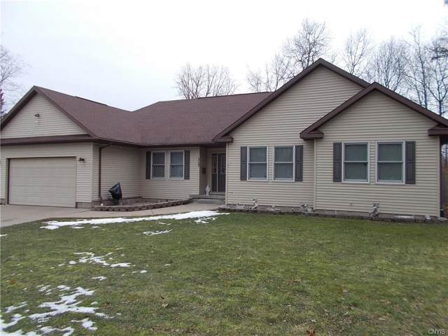 319 Chestnut Street, Oswego-City, NY 13126 (MLS #S1249195) :: BridgeView Real Estate Services