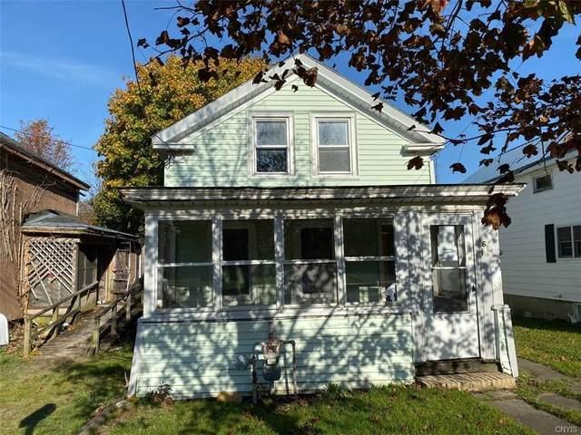 63 Mercer Street, Oswego-City, NY 13126 (MLS #S1249669) :: BridgeView Real Estate Services
