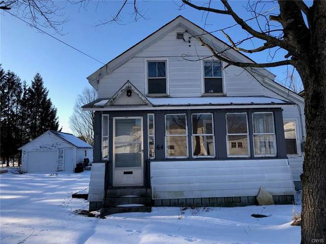 64 Railroad Street, Camden, NY 13316 (MLS #S1249699) :: BridgeView Real Estate Services