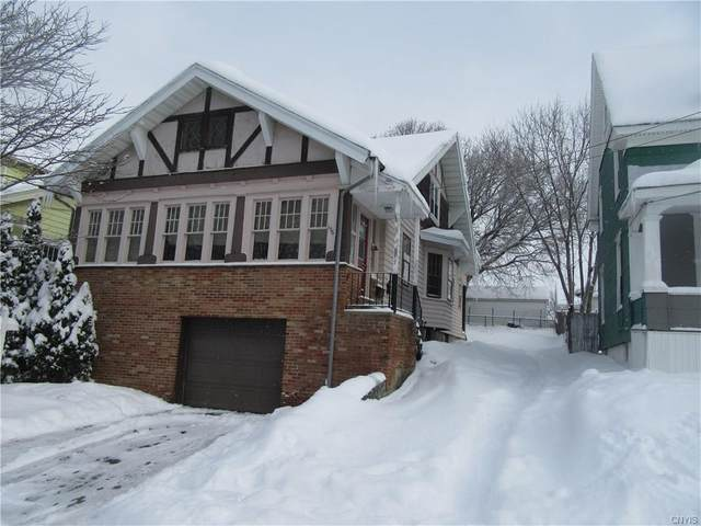 156 Hood Avenue, Syracuse, NY 13208 (MLS #S1249737) :: Robert PiazzaPalotto Sold Team