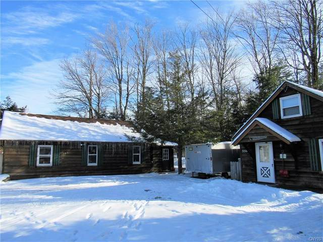 5510 State Route 28, Webb, NY 13331 (MLS #S1249864) :: The CJ Lore Team | RE/MAX Hometown Choice