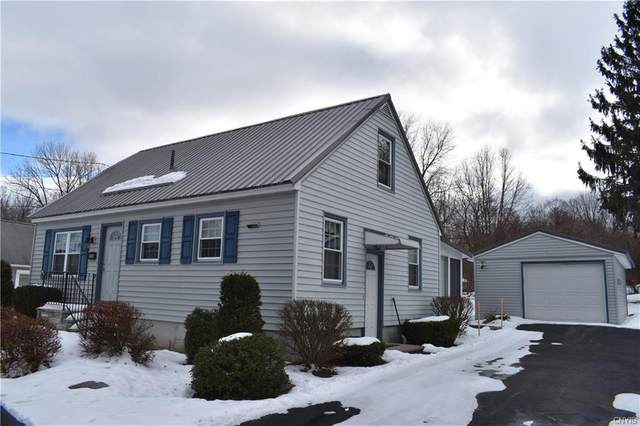 3282 Howlett Hill Road, Onondaga, NY 13215 (MLS #S1249892) :: BridgeView Real Estate Services