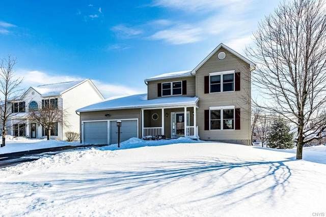 1117 Cornflower Way N, Manlius, NY 13057 (MLS #S1250202) :: Robert PiazzaPalotto Sold Team