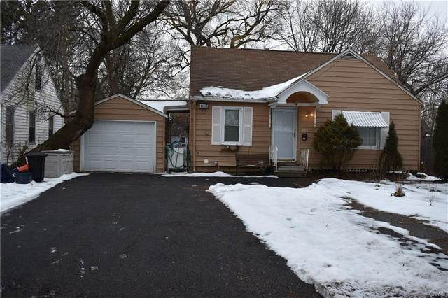 239 Milnor Avenue, Syracuse, NY 13224 (MLS #S1250233) :: BridgeView Real Estate Services
