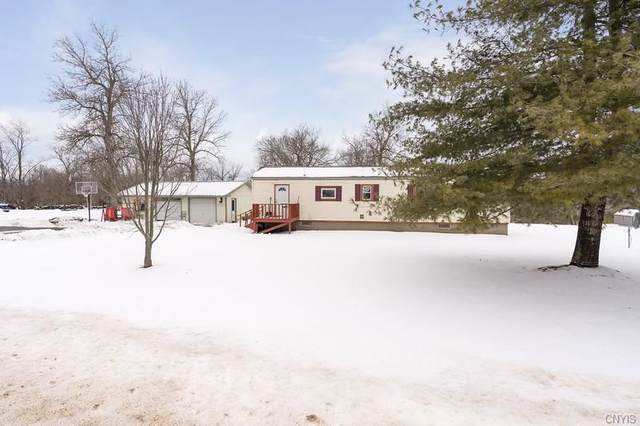 31153 Nys Route 180, Orleans, NY 13656 (MLS #S1250529) :: Robert PiazzaPalotto Sold Team