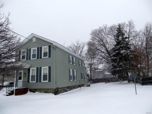 8 E Fifth Street, Oswego-City, NY 13126 (MLS #S1250532) :: BridgeView Real Estate Services