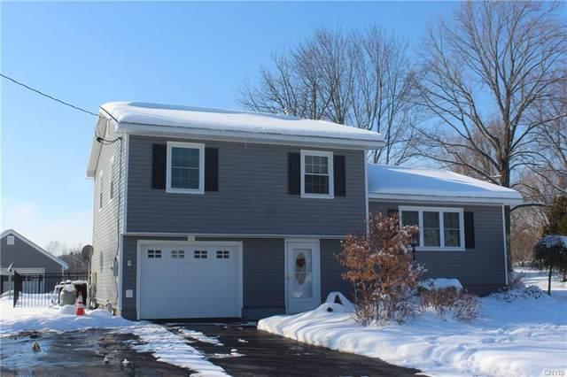 5593 Sunview Drive, Elbridge, NY 13060 (MLS #S1250775) :: BridgeView Real Estate Services