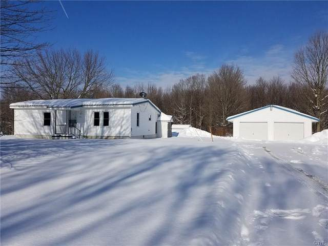 194 Canfield Road, Parish, NY 13131 (MLS #S1250934) :: BridgeView Real Estate Services