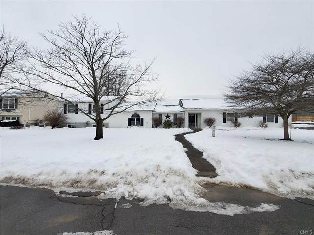 39 Eisenhower Avenue, Oswego-City, NY 13126 (MLS #S1251079) :: BridgeView Real Estate Services