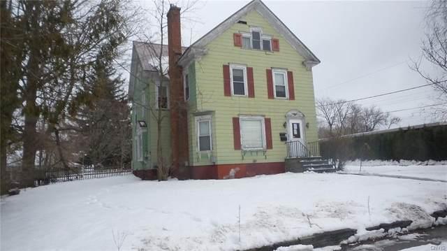 33 S Gordon Street, Gouverneur, NY 13642 (MLS #S1251172) :: TLC Real Estate LLC