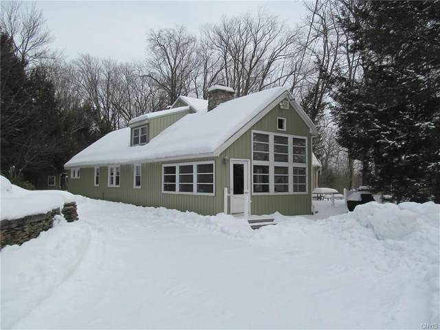 8408 Whiskey Island Road, Vienna, NY 13316 (MLS #S1251213) :: Robert PiazzaPalotto Sold Team