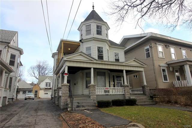 908 N Alvord Street, Syracuse, NY 13208 (MLS #S1251538) :: BridgeView Real Estate Services