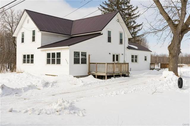 5455 State Route 410, Croghan, NY 13620 (MLS #S1251574) :: TLC Real Estate LLC