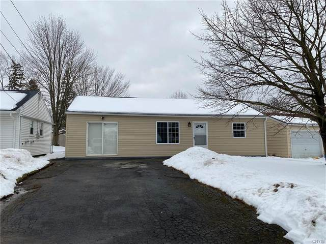 122 Frederick Drive, Salina, NY 13088 (MLS #S1251617) :: BridgeView Real Estate Services