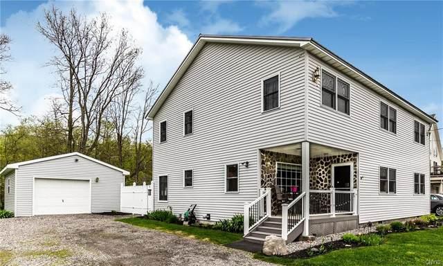 274 Dogwood Lane, De Ruyter, NY 13052 (MLS #S1251679) :: Robert PiazzaPalotto Sold Team