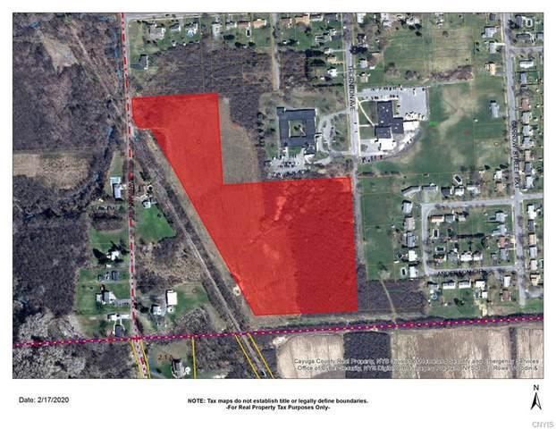 0 Thornton Avenue, Auburn, NY 13021 (MLS #S1251776) :: BridgeView Real Estate Services
