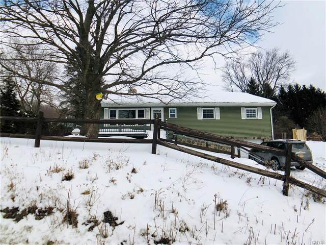 977 State Route 90, Homer, NY 13045 (MLS #S1251802) :: The CJ Lore Team | RE/MAX Hometown Choice
