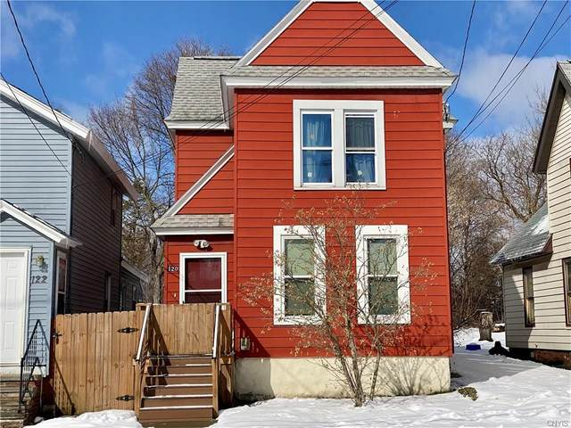 120 Essex Street, Syracuse, NY 13204 (MLS #S1251814) :: Updegraff Group