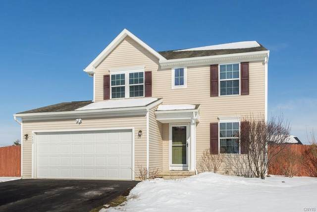 5483 Alfreton Drive, Clay, NY 13041 (MLS #S1251875) :: Updegraff Group