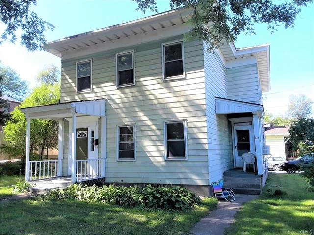 613 Milton Avenue, Syracuse, NY 13204 (MLS #S1251960) :: The CJ Lore Team | RE/MAX Hometown Choice