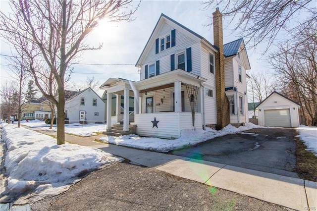 724 Myrtle Avenue, Watertown-City, NY 13601 (MLS #S1251969) :: BridgeView Real Estate Services