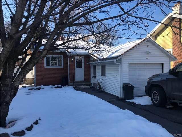 141 Kappesser Street, Syracuse, NY 13208 (MLS #S1252024) :: BridgeView Real Estate Services