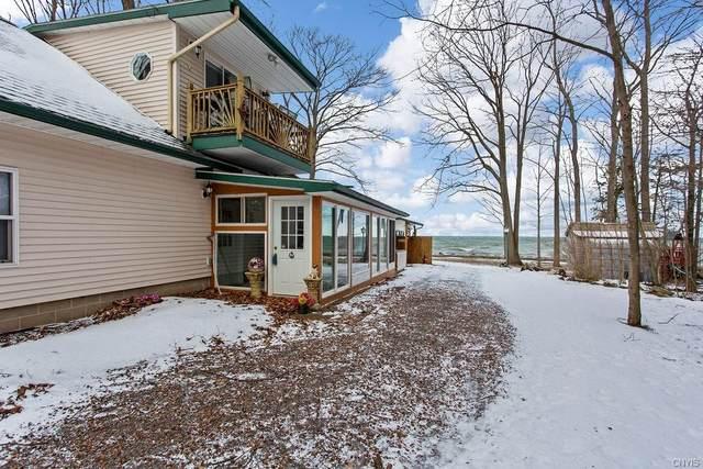 100 Lock Haven Beach Road, Scriba, NY 13126 (MLS #S1252102) :: BridgeView Real Estate Services