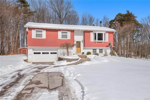 123 Birchwood Lane, Frankfort, NY 13340 (MLS #S1252109) :: Updegraff Group