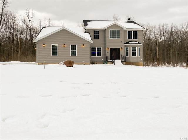 8151 Speach Drive, Lysander, NY 13027 (MLS #S1252189) :: BridgeView Real Estate Services