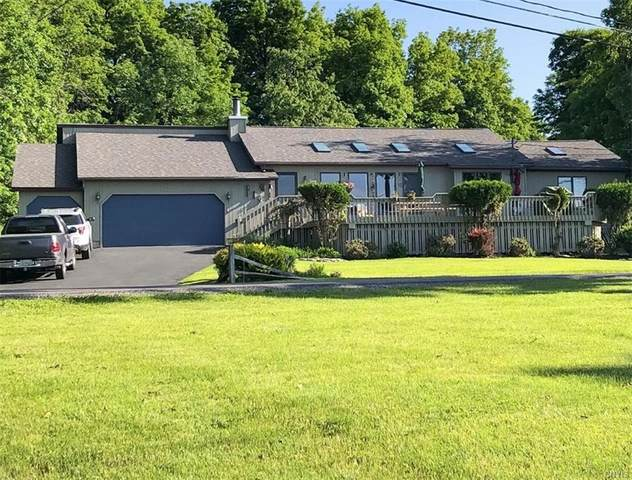 17952 County Route 59, Brownville, NY 13634 (MLS #S1252321) :: BridgeView Real Estate Services