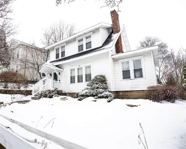 515 Plymouth Drive, Syracuse, NY 13206 (MLS #S1252341) :: Updegraff Group