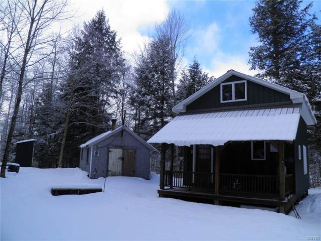 0 State Route 812, Croghan, NY 13327 (MLS #S1252375) :: TLC Real Estate LLC