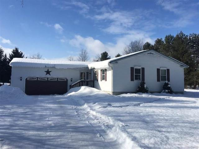 8825 Wheelock Drive, Boonville, NY 13309 (MLS #S1252431) :: The CJ Lore Team   RE/MAX Hometown Choice