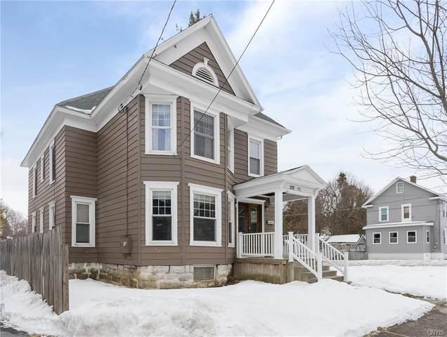 202 Colorado Avenue, Watertown-City, NY 13601 (MLS #S1252484) :: BridgeView Real Estate Services