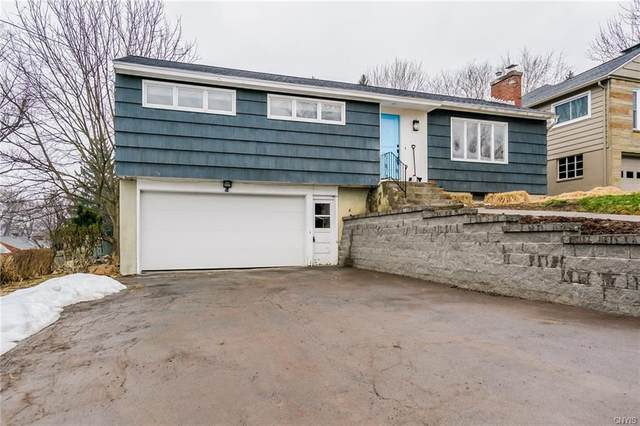 218 Deforest Road, Syracuse, NY 13214 (MLS #S1252584) :: BridgeView Real Estate Services