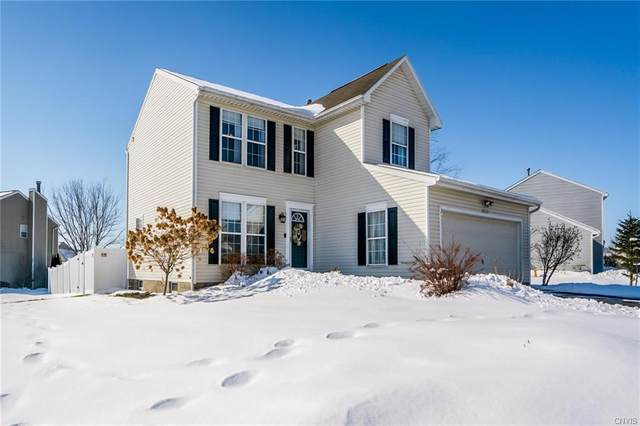8273 Wheatberry Way, Clay, NY 13041 (MLS #S1252635) :: Updegraff Group