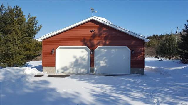 Lot 16 Sweet Road, Pompey, NY 13078 (MLS #S1252702) :: BridgeView Real Estate Services