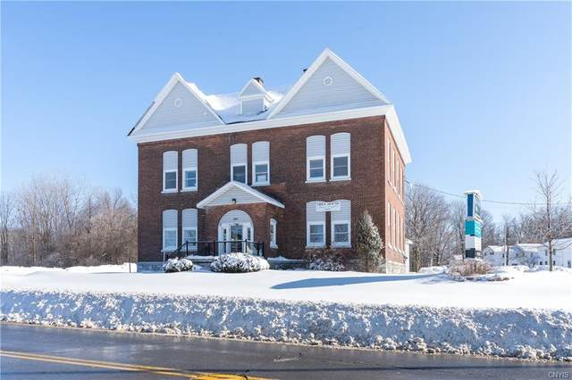 608 Pearl Street, Watertown-City, NY 13601 (MLS #S1252747) :: BridgeView Real Estate Services