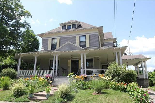 51 Church Street, Richfield, NY 13439 (MLS #S1252835) :: BridgeView Real Estate Services