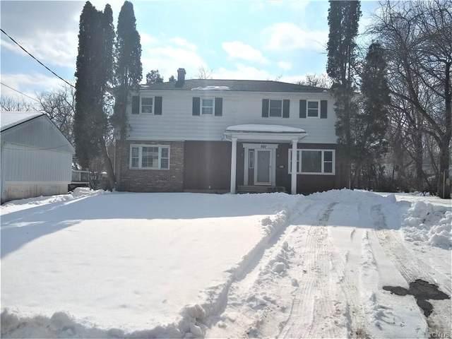 921 Mildred Avenue, Utica, NY 13502 (MLS #S1252879) :: BridgeView Real Estate Services