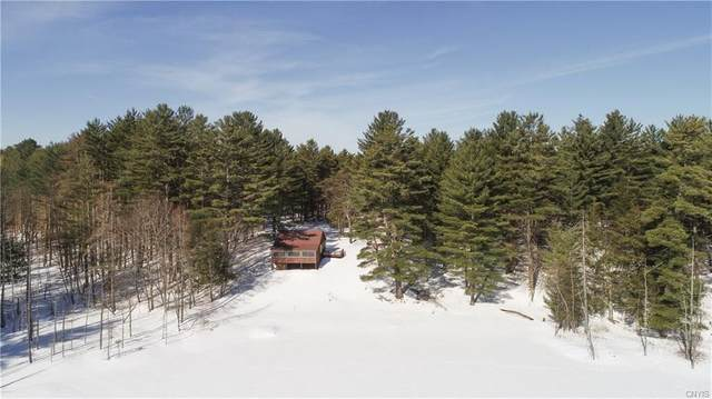 5586 Partridgeville Road, Greig, NY 13312 (MLS #S1252940) :: BridgeView Real Estate Services